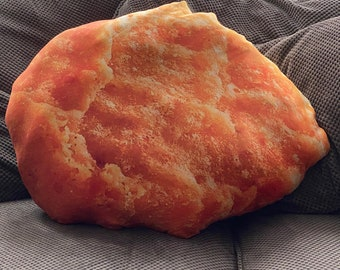 Chicken Nugget Cushion, Funny Chicken Nugget Gift, 5 Sizes Available