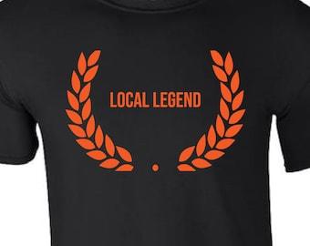 STRAVA Bike T-Shirt Womens Cool Performance Funny Cycling T-shirt