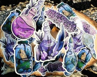Witches kit - Sticker Set