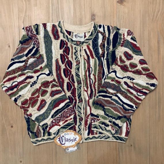 COOGI Australia Classic Cardigan Sweater