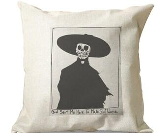 Reaper Body Pillow   Etsy