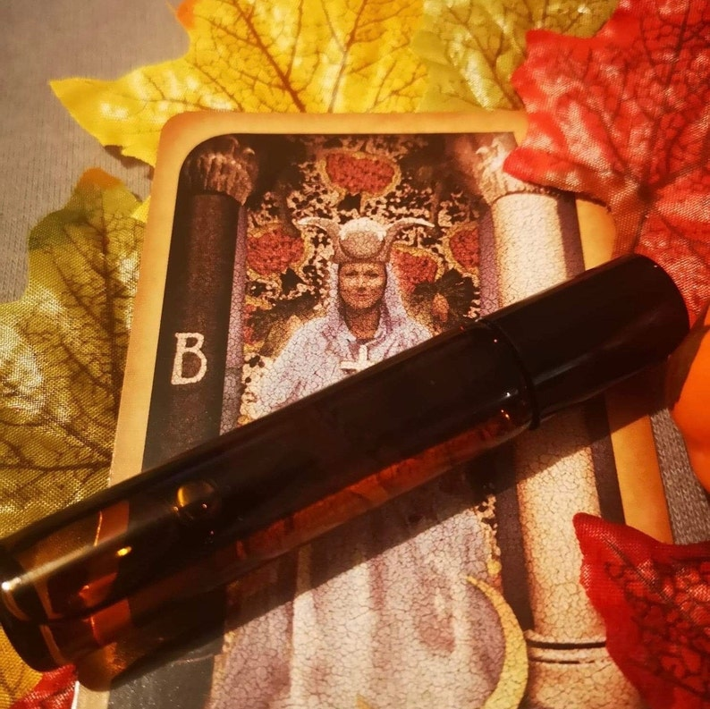 Perfume Essential Oil Blend Clairalience Witch Witchcraft image 0
