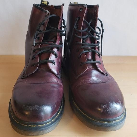 8 Eye Dr. Martens Boots Mens US Sz 10 Vtg