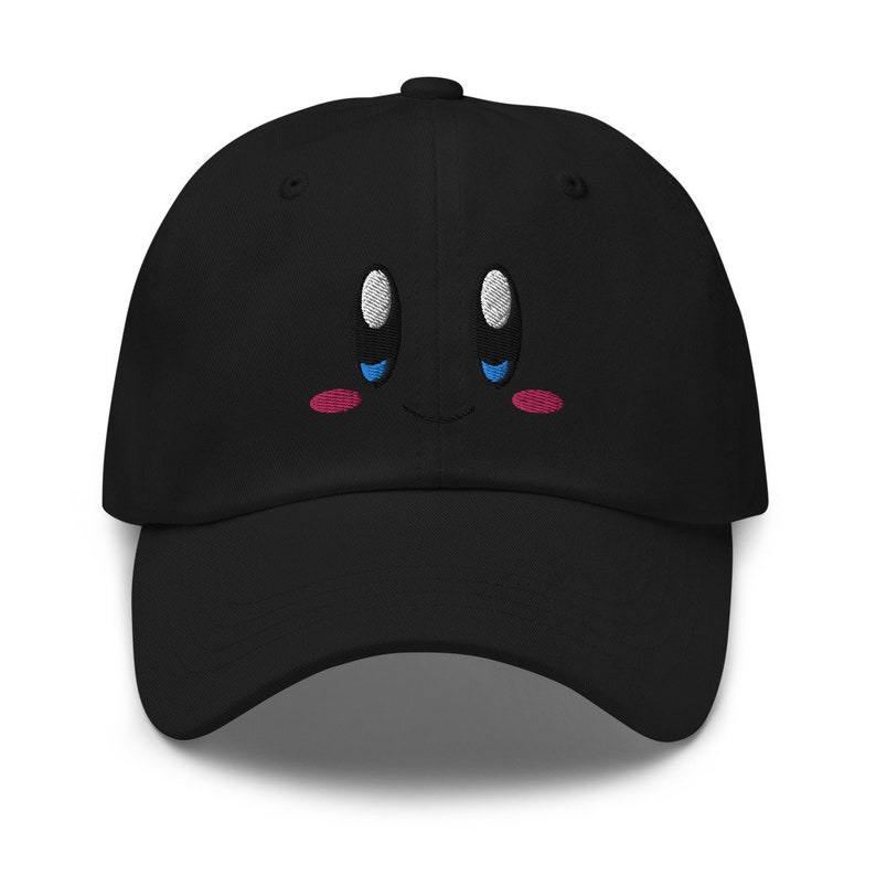 Funny face hat  Funny face Dad hat