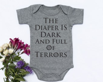 Baby Boy Gift Baby Grow Newborn Gifts Unisex Baby Clothes Baby Girl Gift Game Of Thrones Funny Baby Suit Funny Baby Gifts GOT gifts