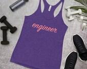 Engineer Women's Racerback Tank