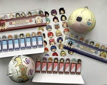 Fire Emblem Three Houses & Awakening Character Sticky Notes