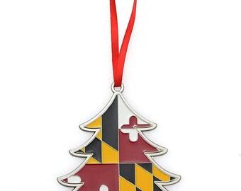 Tree Shaped Ornament Etsy
