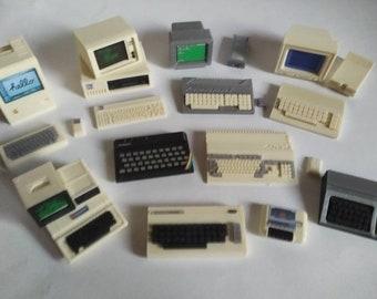 SET - 9 Mini Retro Computers