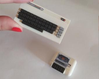 Mini Commodore 64 Datasette 1530