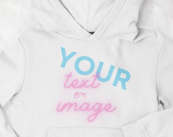 Custom Hoodie, Personalized Hoodie, Customized Hoodie, Custom Sweatshirt, Custom Text Hoodies, Womens Hoodie, Mens Hoodie, Custom Photo