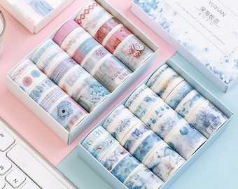 Dandelion Washi Tapes  flower washi tape deco washi tapeMasking tape japanese washi tapeplanner tape