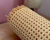 Cane Webbing rattan caning pre-woven 1 2 - 24 X 24 (60cm X 60cm)