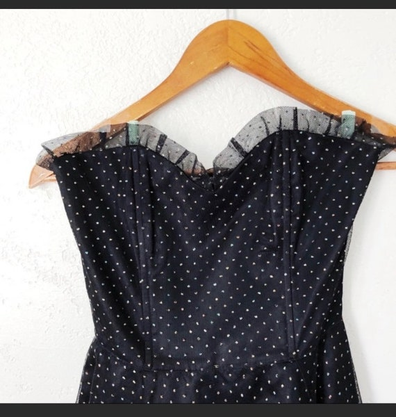 Gunne Sax Vintage Party Dress - image 3