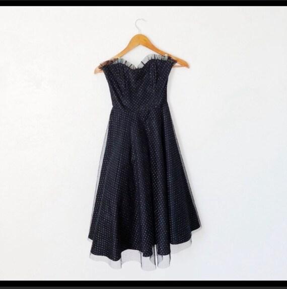 Gunne Sax Vintage Party Dress - image 1