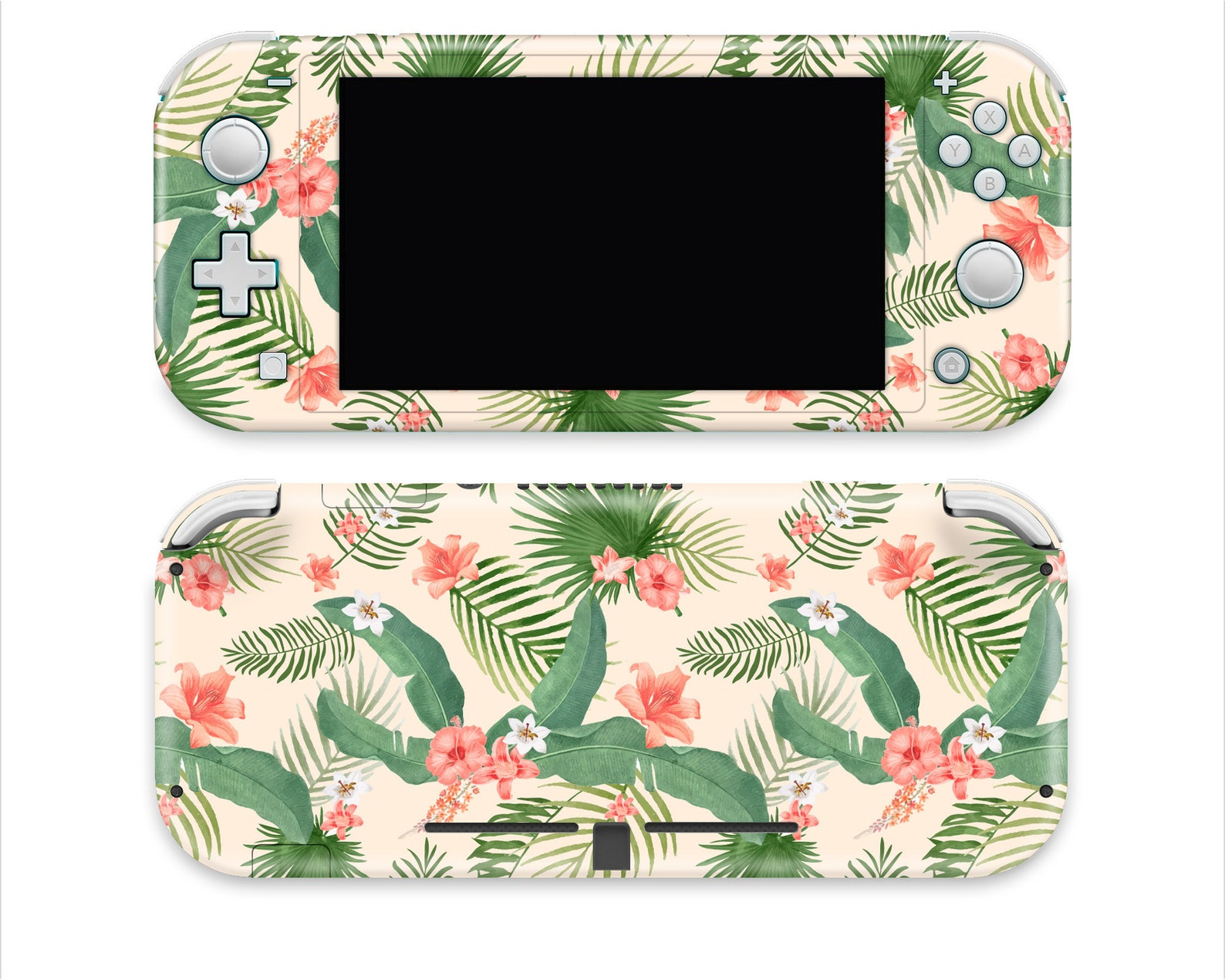 Hawaii themed switch skin