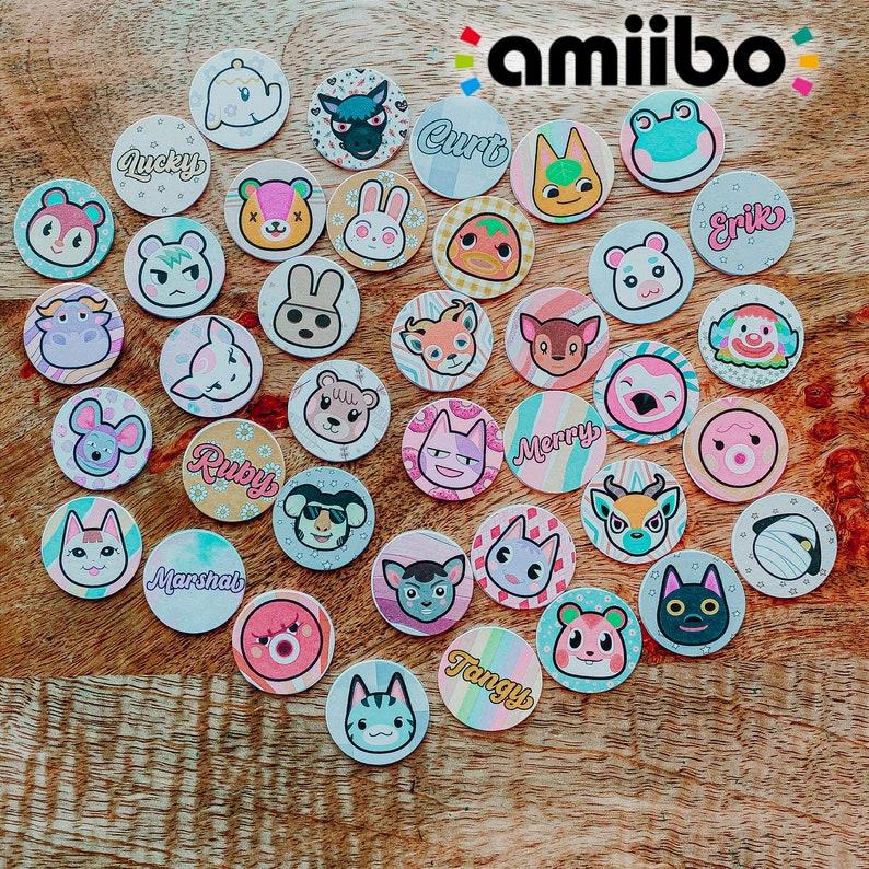 etsy amiibo coins