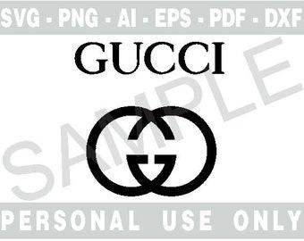 Gucci Vector File Etsy