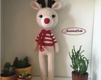 Gifts for Kids Knitted Dolls Handmade Dolls Crochet Ideas for Kids,Christmas Gifts for Kids,Dolls,Animal Toys Organic Dolls,Baby Shower
