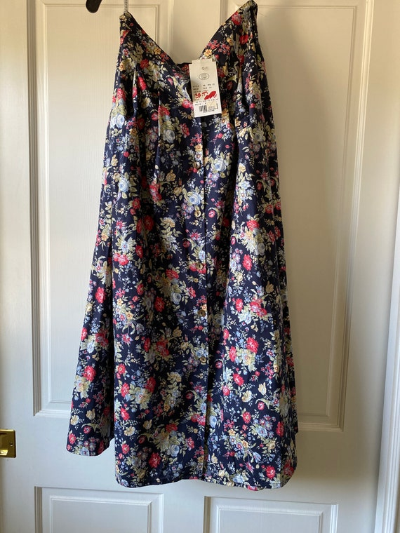 NWT- Vintage Laura Ashley Floral Skirt