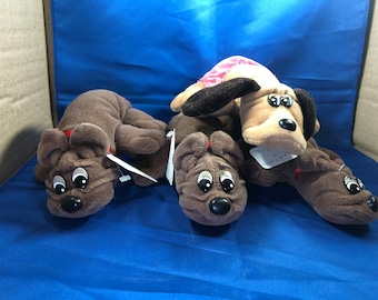 REDUCED* - Vintage Pound Puppies 9In