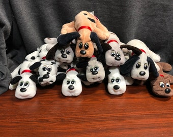 REDUCED* - Pound Puppies 8in