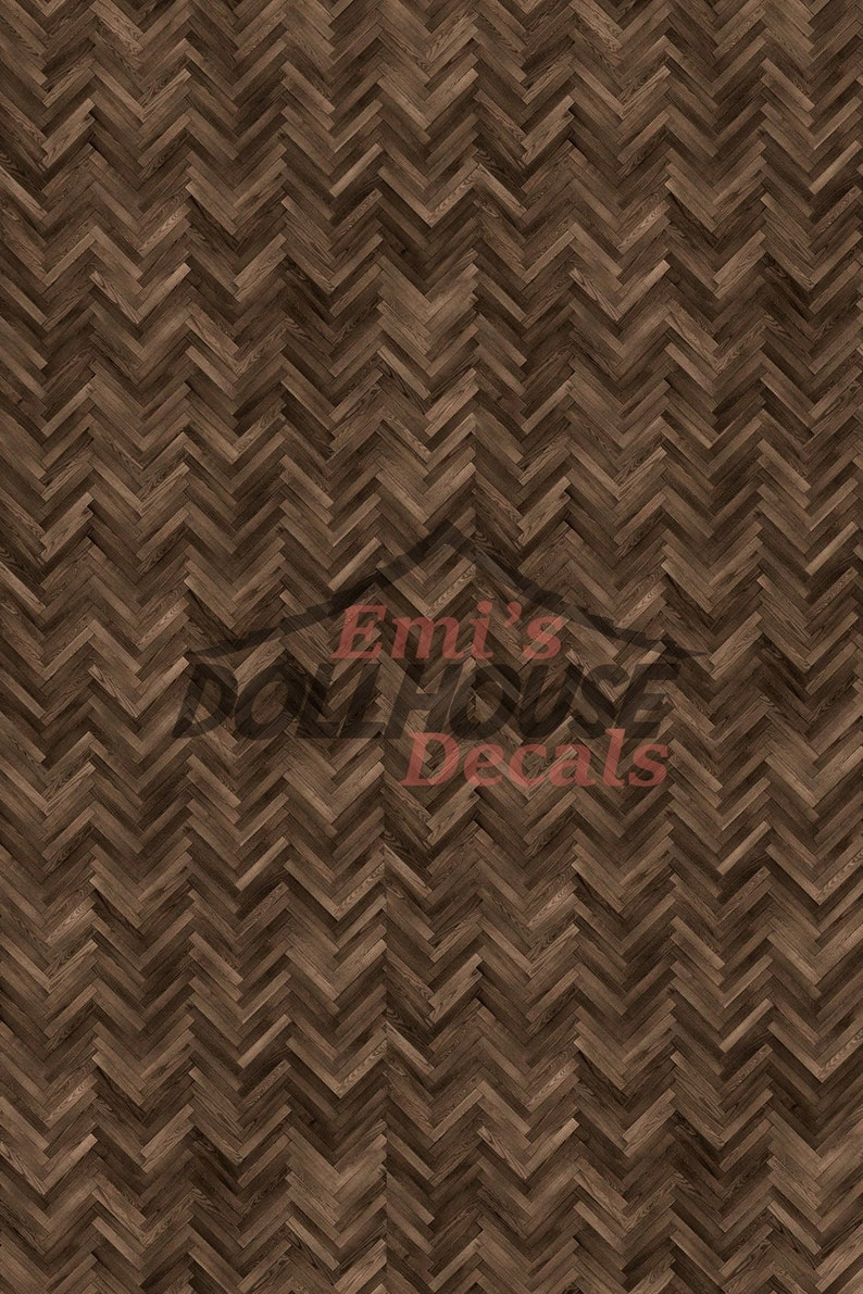 Dollhouse Flooring / Wallpaper 1/12 digital download 8x10 ...