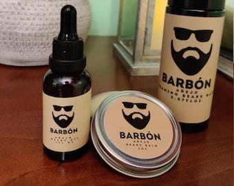 Barbón Beard Care Bundle - Añejo Scent