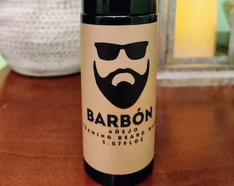 Barbón Foaming Beard Wash - Añejo Scent