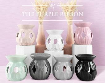 Handmade Tealight Wax Melter | Ceramic Tealight Wax Melter | Wax Warmer | Gifts for Her | Housewarming | Mother Birthday | Fragrance Warmer