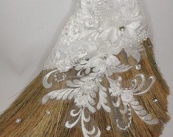 Lacy the Wedding Broom