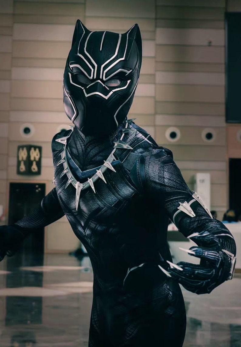Black Panther Cosplay FULL SET