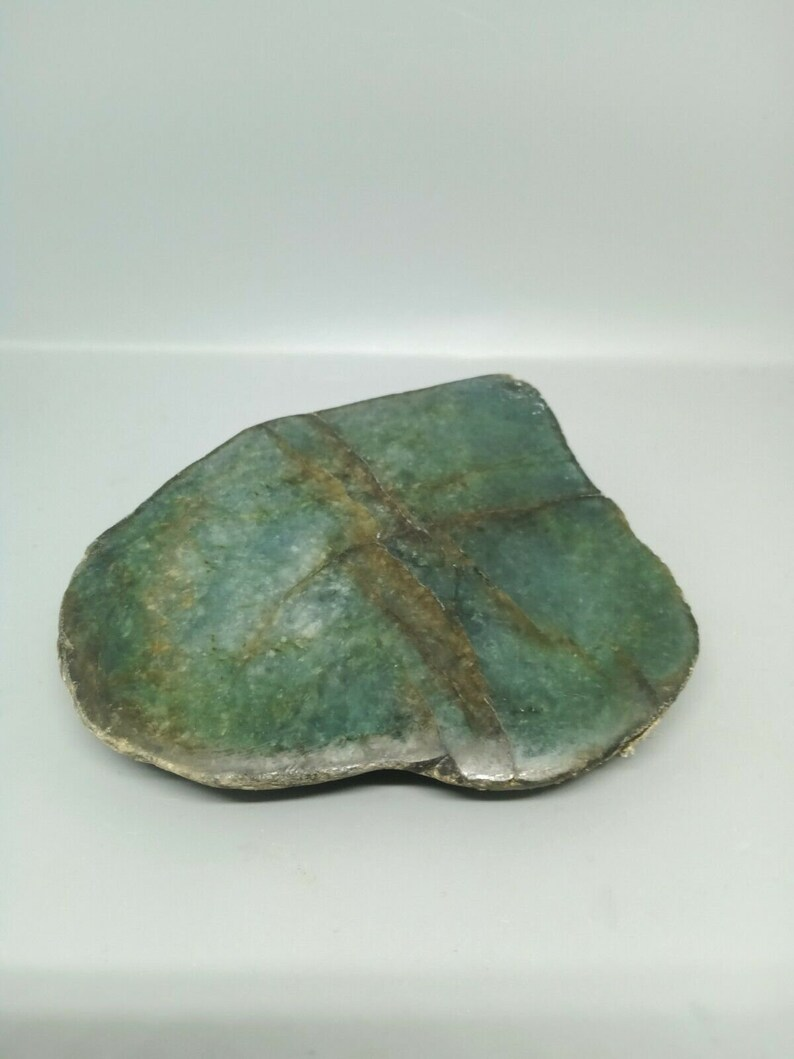 351.9 grams Jadeite Jade Rough Cut 100/% Authentic Burmese Jade Untreated