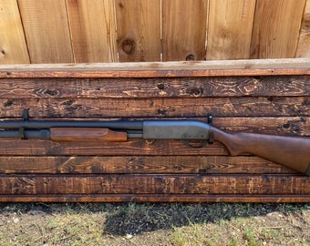 Rustic Gun Rack | Quick Rack | Gun Display | Mancave Decor | Wooden Gun Rack | Shotgun Rack | Gifts for Him |