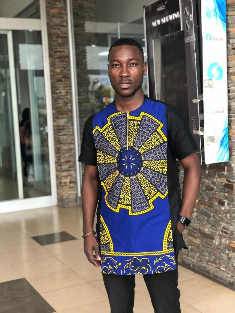 African men\u2019s clothing Dashiki for men African Mens shirt and pants black men\u2019s clothing,African men\u2019s prom wear
