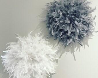 Feather Juju Hat Wall Decor