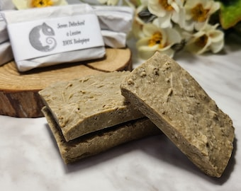 100% Organic Bar Laundry Stain Remover Soap with Olive Oil