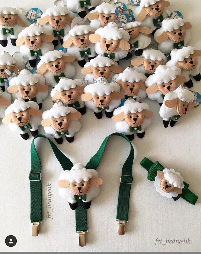 pdf pattern diy plushies felt sheep sewing tutorial