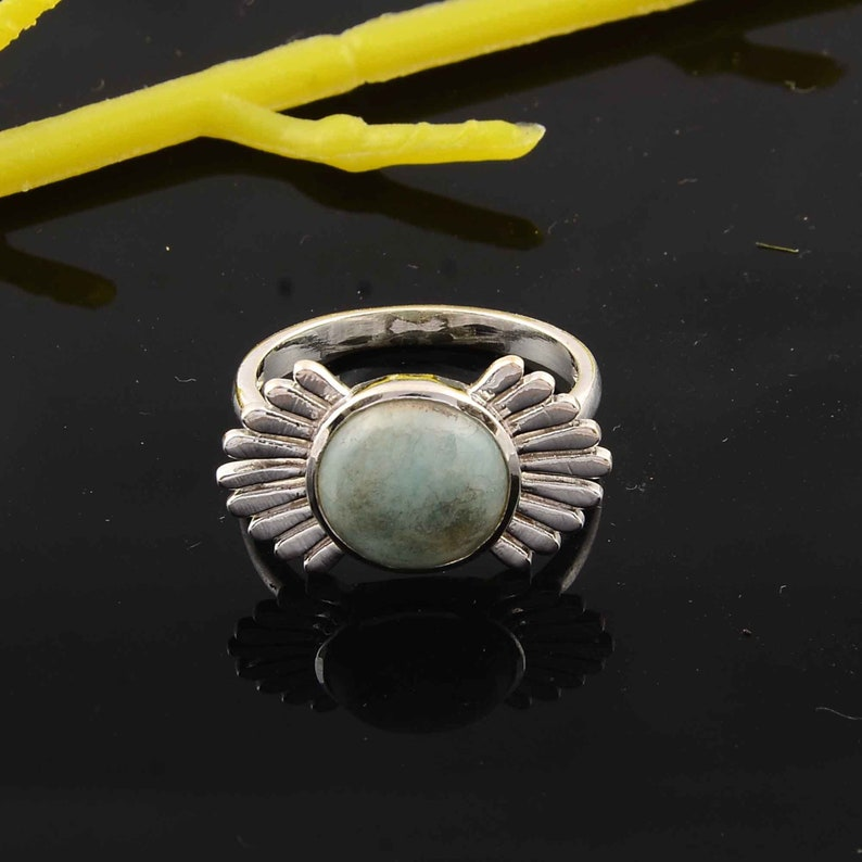 Silver 925 Ring,Silver Band Ring,Handmade jewelry,Unique Ring,White Gemstone Ring,Boho Ring,Bohomain Ring,Ring For Her,Women Ring