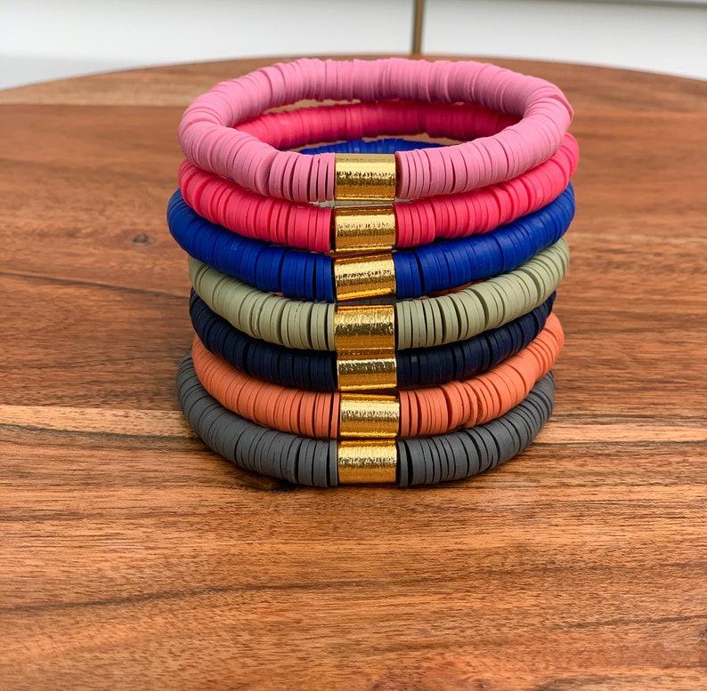 Clay Stretch Bracelet