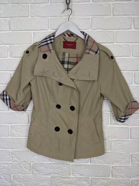 Original jacket Burberry Prorsum × Burberry  beaut