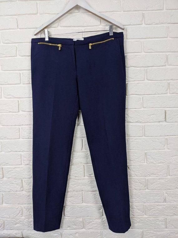 Women's pants VERSACE Pants blue