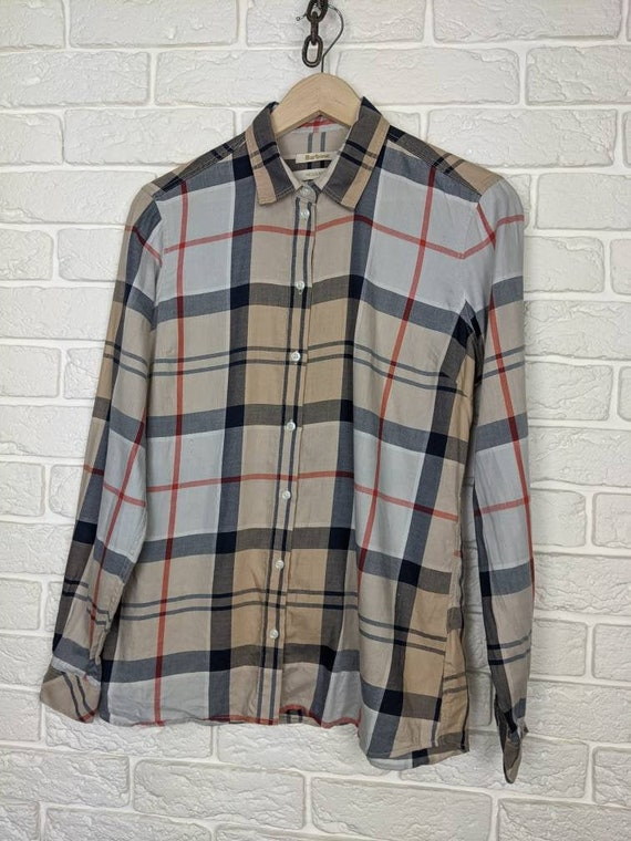 original, vintage shirt Barbour