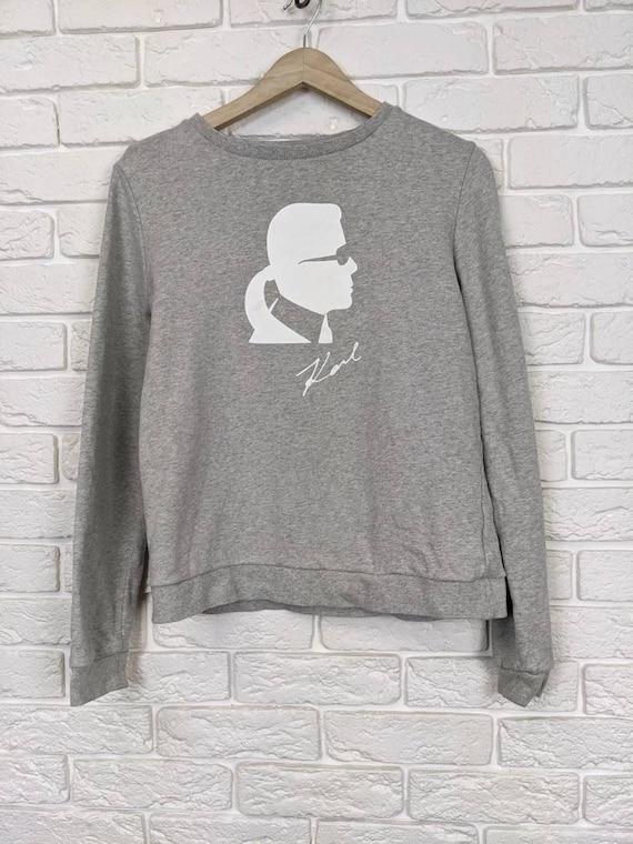 Karl Lagerfeld Sweatshirt Big Logo