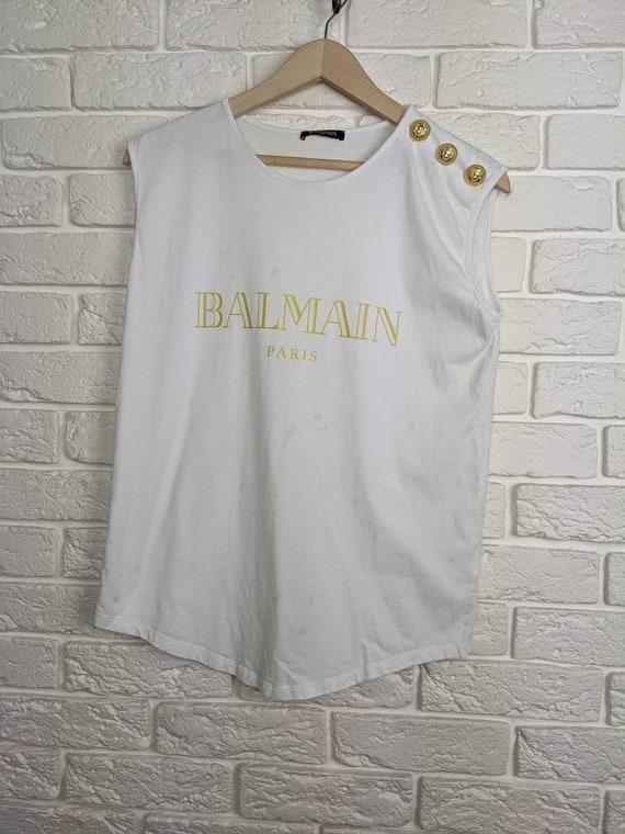 balmain women's undershirt