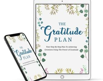 The Gratitude Plan (eBook)