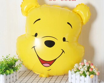 DISNEY TSUM TSUM Ultrashape Foil Balloons Mickey Mouse Winnie the Pooh Marie