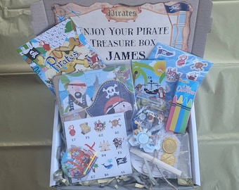 Pirate Themed Letterbox Gift