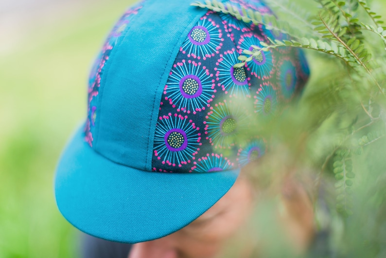 Digital Forest Cycling Cap image 0