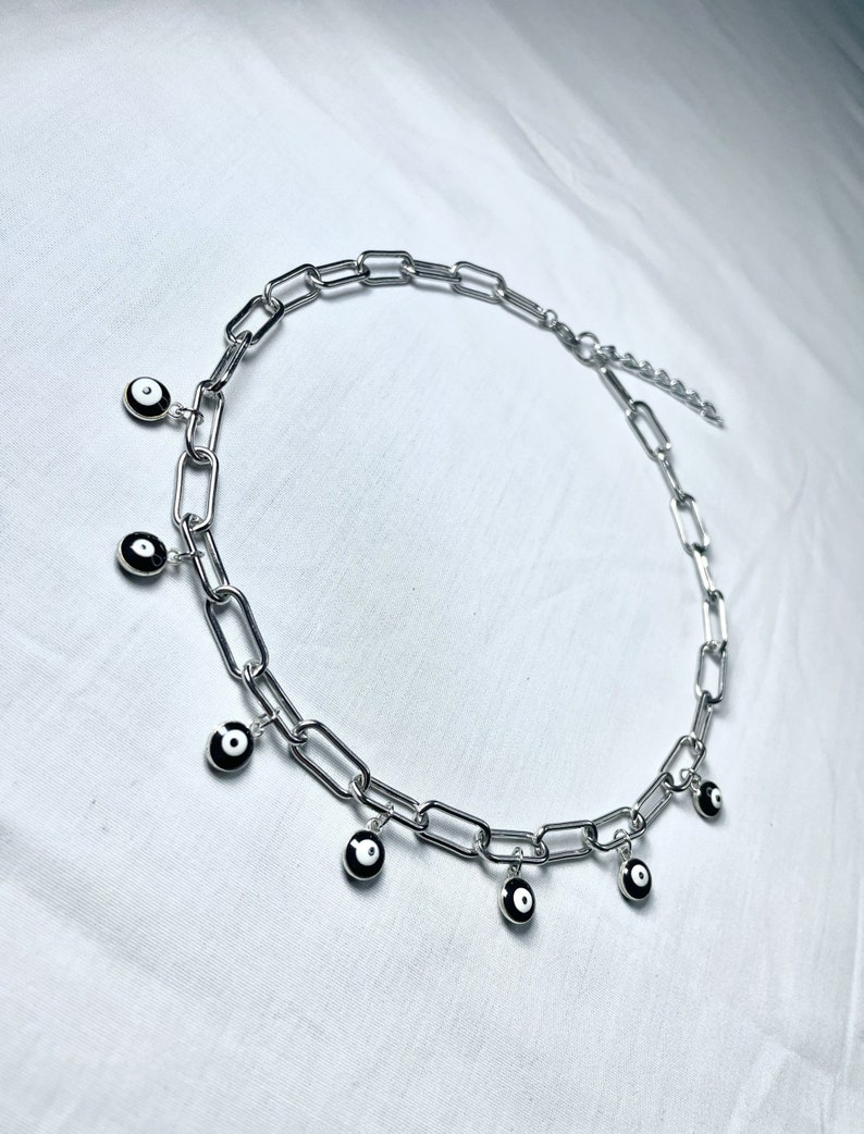 7 Deadly Eyez Chain in Black